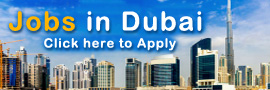 Jobs in Dubai & UAE