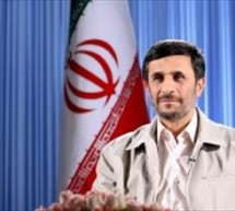President Ahmadinejad arrives in China for SCO summit, talks