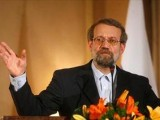 Larijani warns Zionist regime not to play with ball of fire