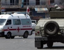 2 kids die in mine blast north Lebanon
