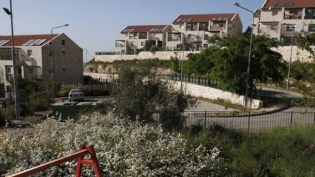 Israeli regime to build more illegal settler units in West Bank