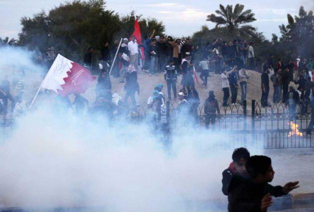 Bahraini forces shoot, injure anti-regime protester