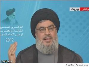 Nasrallah named Lebanon's person of 2013