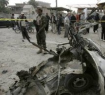 Baghdad car bomb kills eight Shia pilgrims