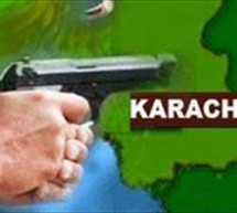 Khi: Firing on Main Tariq Road, Shia Mehboob Ali martyred