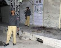 کالعدم سپاہ صحابہ کی فائرنگ سے2 پولیس اہلکار اصغر حسین(شیعہ) اور محمد حسین(سنی) شہید
