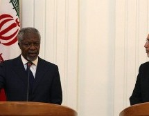 Iran should play a role in resolving Syria crisis: Annan
