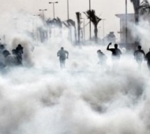 Bahrain regime forces attack protesters in Abu Saiba