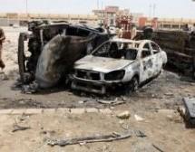 60 killed in attack on Iraqi prisoner convoy