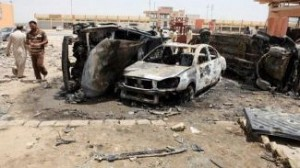 Car bombings kill nearly 30 in Iraq