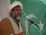یوم آزادی تقاضہ کرتا ہے کہ مادر وطن کو دہشت گردوں سے آزاد کروایا جائے ، علامہ راجہ ناصر عباس جعفری