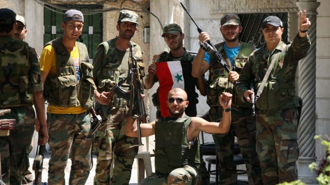 Syrian Army makes more gains against militants countrywide