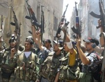 Syria army conducts operations against militants