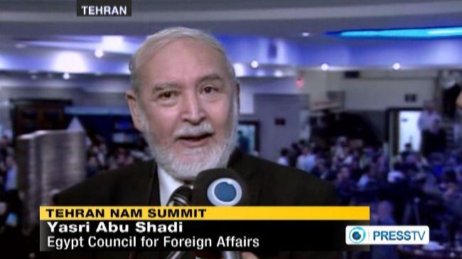 former inspector of the International Atomic Energy Agency