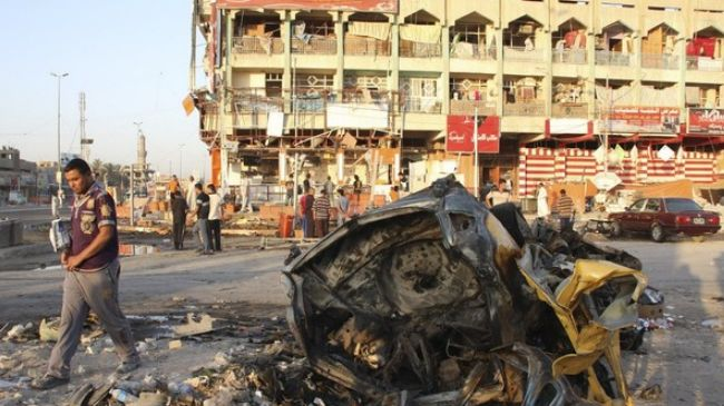 80 Iraqis killed mostly in Shia districts