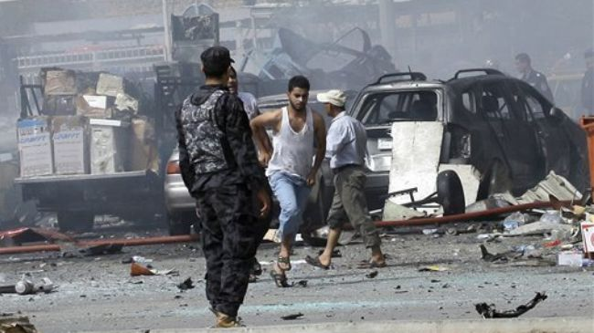 Car bombing kills two in Iraqi capital