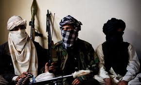 Pakistan Taliban says its fighters in Syria