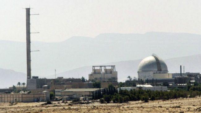 Israel's Dimona reactor