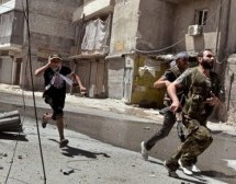 Syria-based Palestinians gain ground against militants