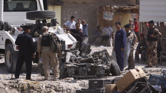 19 killed in terrorist attacks in Iraq: Officials