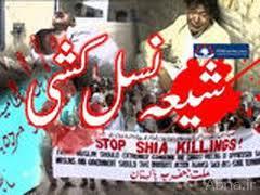 پشاور میں ٹارگٹ کلنگ کی تشویشناک لہر