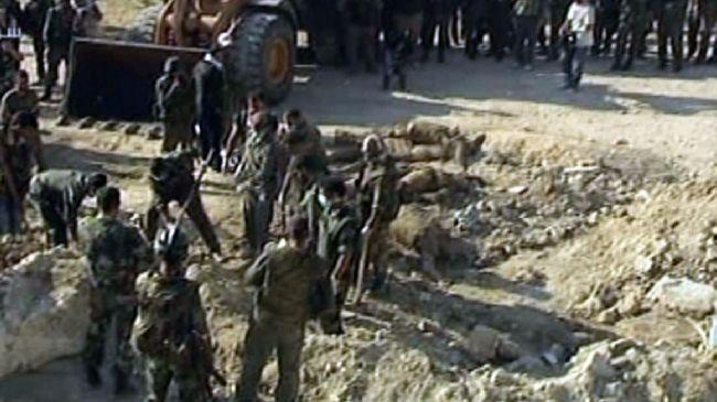 Kurdish militants seize checkpoint in northeast Syria