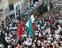 Bahrainis protest Saudi crackdown on Shias