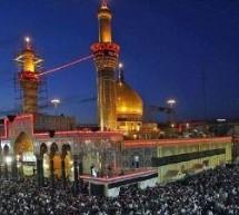 Shia Muslims commemorate Ashura worldwide