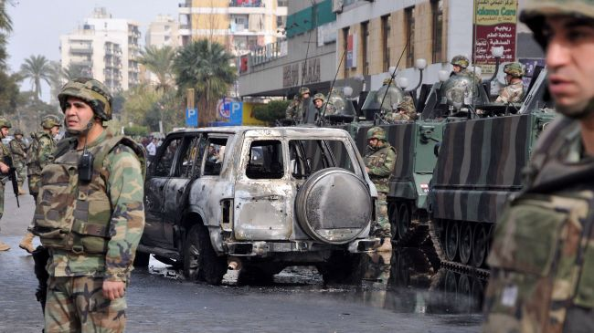 One killed, 12 wounded in Lebanon's Tripoli