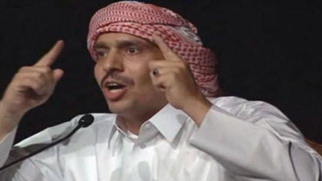 Qatari poet Mohammed al-Ajami