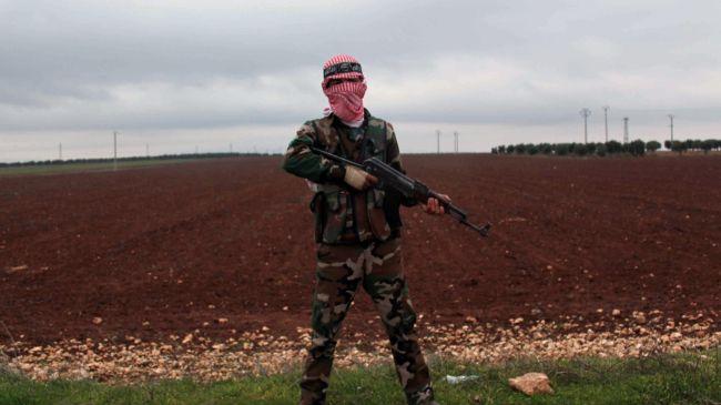Syria hostage