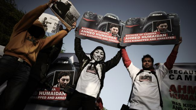 Bahrain Watch organization says Manama regime tracks critics via Twitter