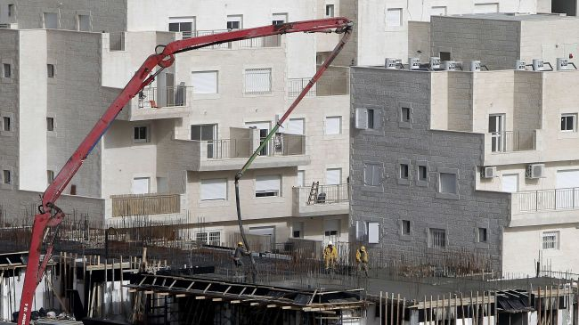 Israel settlements in West Bank up 70%