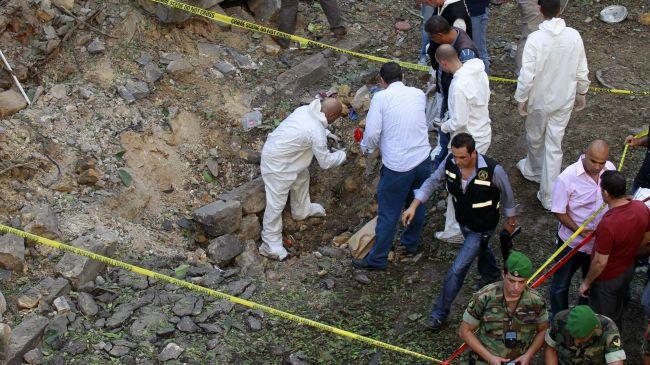 '2 injured in Lebanon bomb attack'