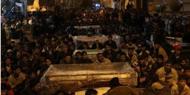 Pakistan Govt urged to put an end to Shia Hazara persecution