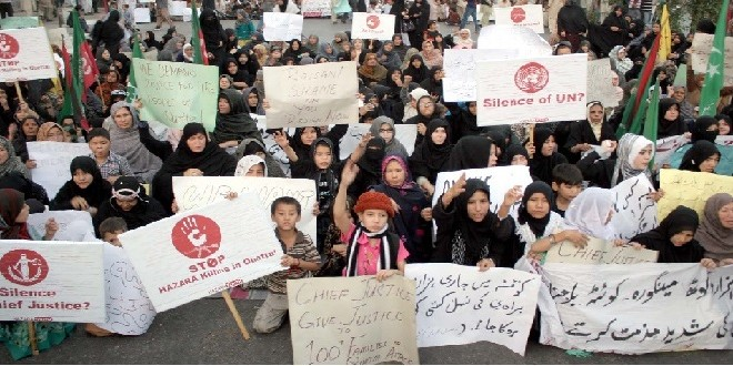 Countrywide Sit-In Begins In Pakistan Agianst Shia Genocide