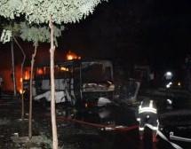 Three students injured in high school blast in south eastern Turkey