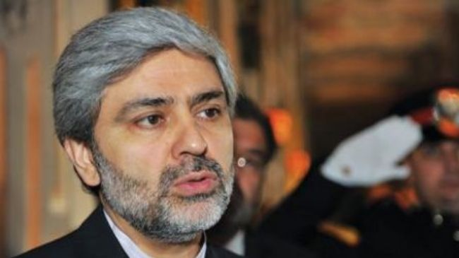 Iranian nation determined to use peaceful nuclear energy: Soltanieh