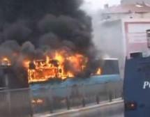 Kurdish protesters clash with Turkish police