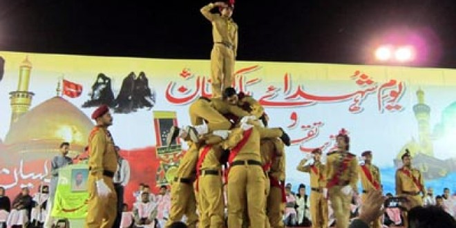 Martyrs Day Observed In Karachi