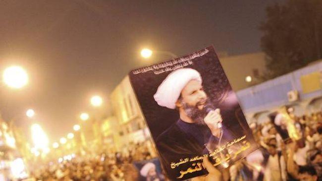 سعودی جارحیت شیعہ عالم دین شیخ نمر کو موت کی سزا سنا دی
