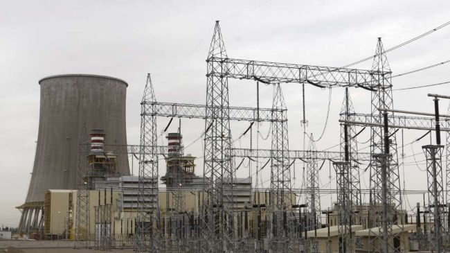 Iran's president inaugurates 484MW combined cycle power plant