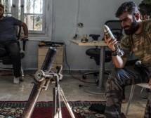 Militant mortar attacks injure 13 Syrian civilians
