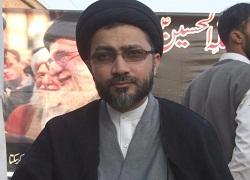 Shia Leader Allama Shahenshah H. Naqvi Injures In Road Accident In Karachi