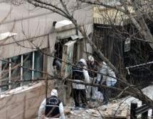Two dead, several injured in blast outside US Embassy in Ankara