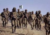 Operation Zarb-E-Azb Against Takfiris: Landmines Stash Seized In Miranshah