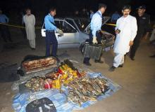 SSP Terrorist Plan to Kill Shia Politician 'Abdul Khaliq Hazara' Foiled, 6 Killed