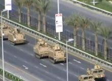 Saudi Arabian tanks and weapons in Bahrain to held Formula One