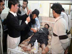 Shia teenager, injured in terrorist attack, embraced martyrdom