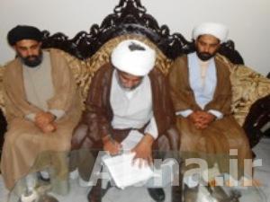 علامہ ناصر عباس جعفری نے ضابطہ اخلاق پر دستخط کر دئے
